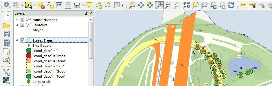 QGIS | A Free and Open Source Geographic Information System