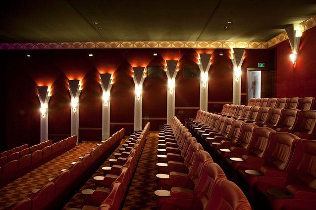 Image result for art deco movie theater interior btw meet vera