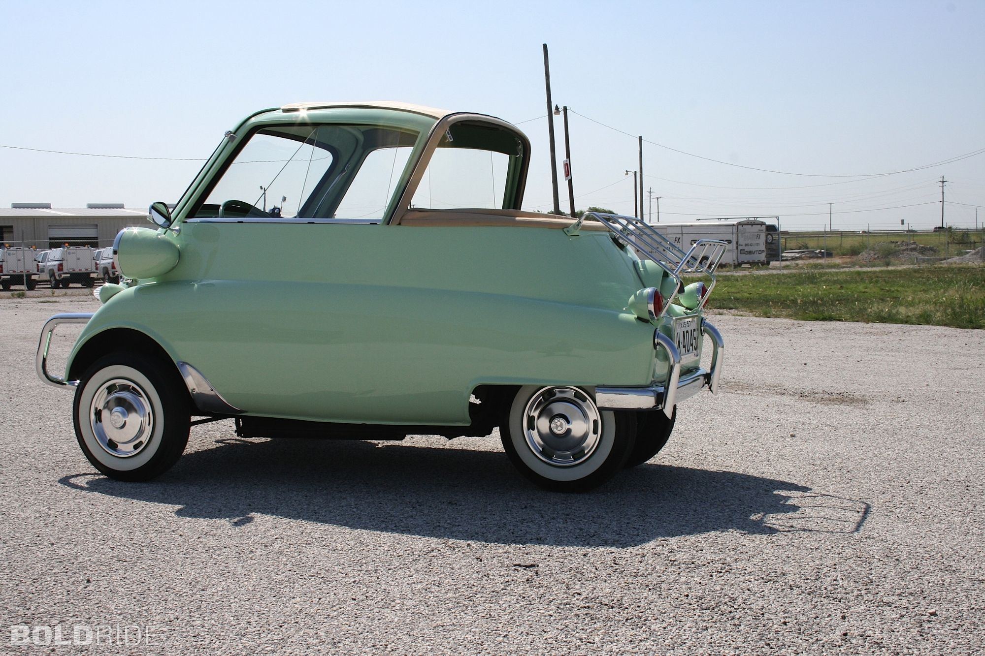 Bmw Isetta 300 Cabriolet Bmw Cars And Small Cars