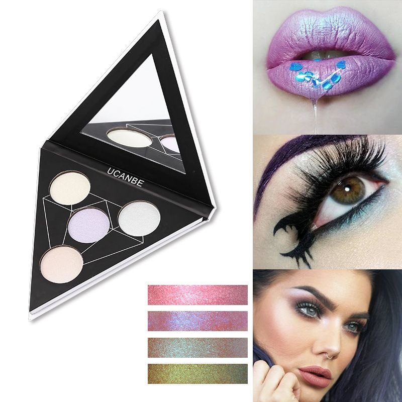 Aliexpress.com : Buy UCANBE Brand Triangle Glitter