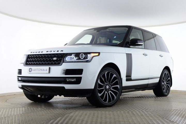 Used Land Rover Range Rover Sdv8 Autobiography White For Sale Essex Ea65bbk Saxton 4x4 Range Rover For Sale Used Range Rover Range Rover