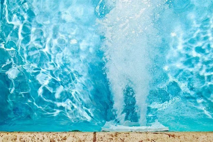 POOL TIP: For proper pool circulation, always point your ...