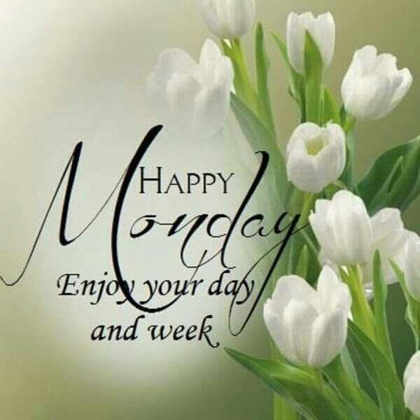 Happy Monday Shubhang Happy