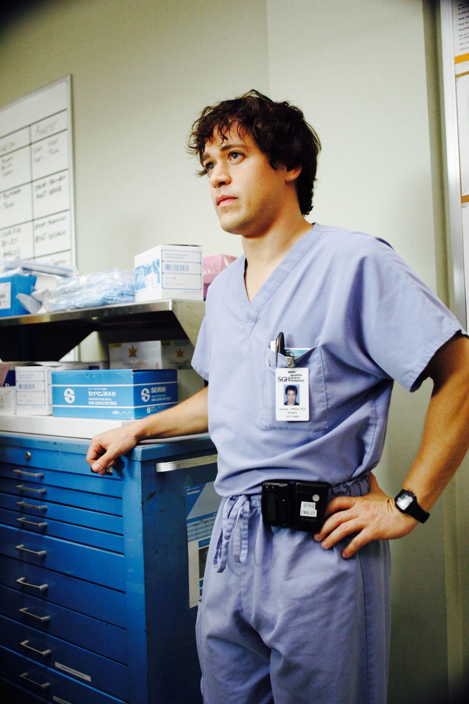 George O Malley Tr Knight Greys Anatomy George Omalley Greys