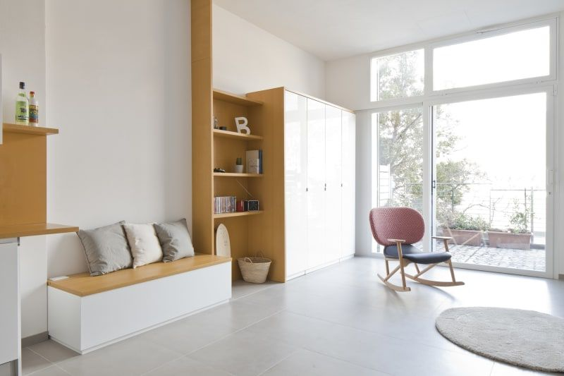 pia, Andrea Bosio · R house Interior / Residential Pinterest