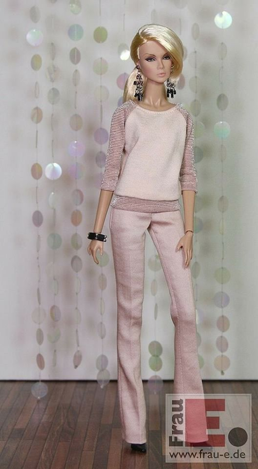 Pin von Sofia Peralta auf Barbie Fashion No. 2 | Pinterest | Barbie ...