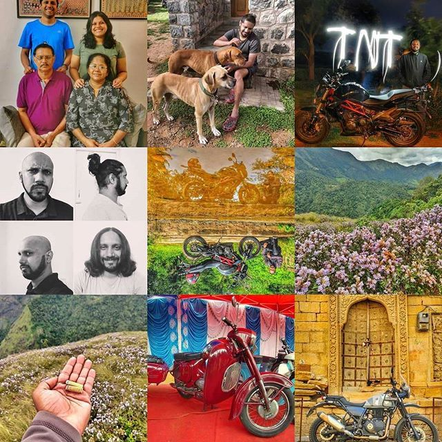 My Best Nine From 2018 Includes A Lot Of Travel Family Motorcycles