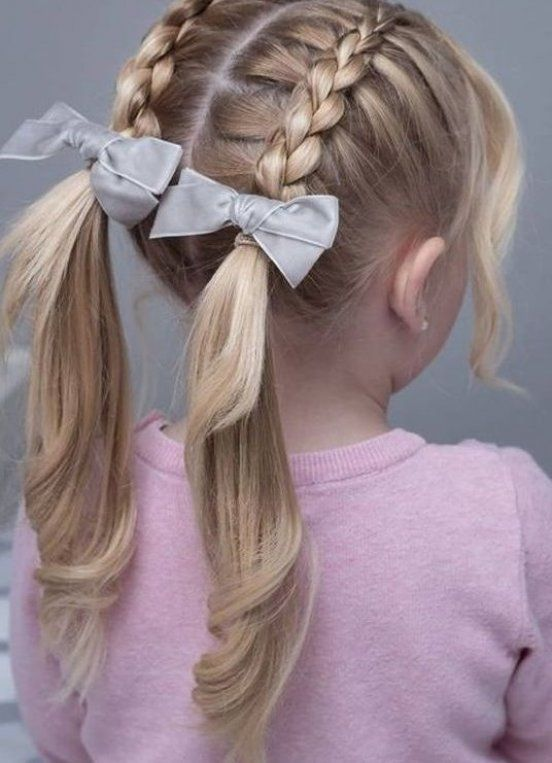 13 of the easiest braid hairstyles for your little girls