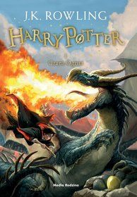 Harry Potter I Czara Ognia Tom 4 Rowling Harry Potter Harry Potter Goblet New Harry Potter Book