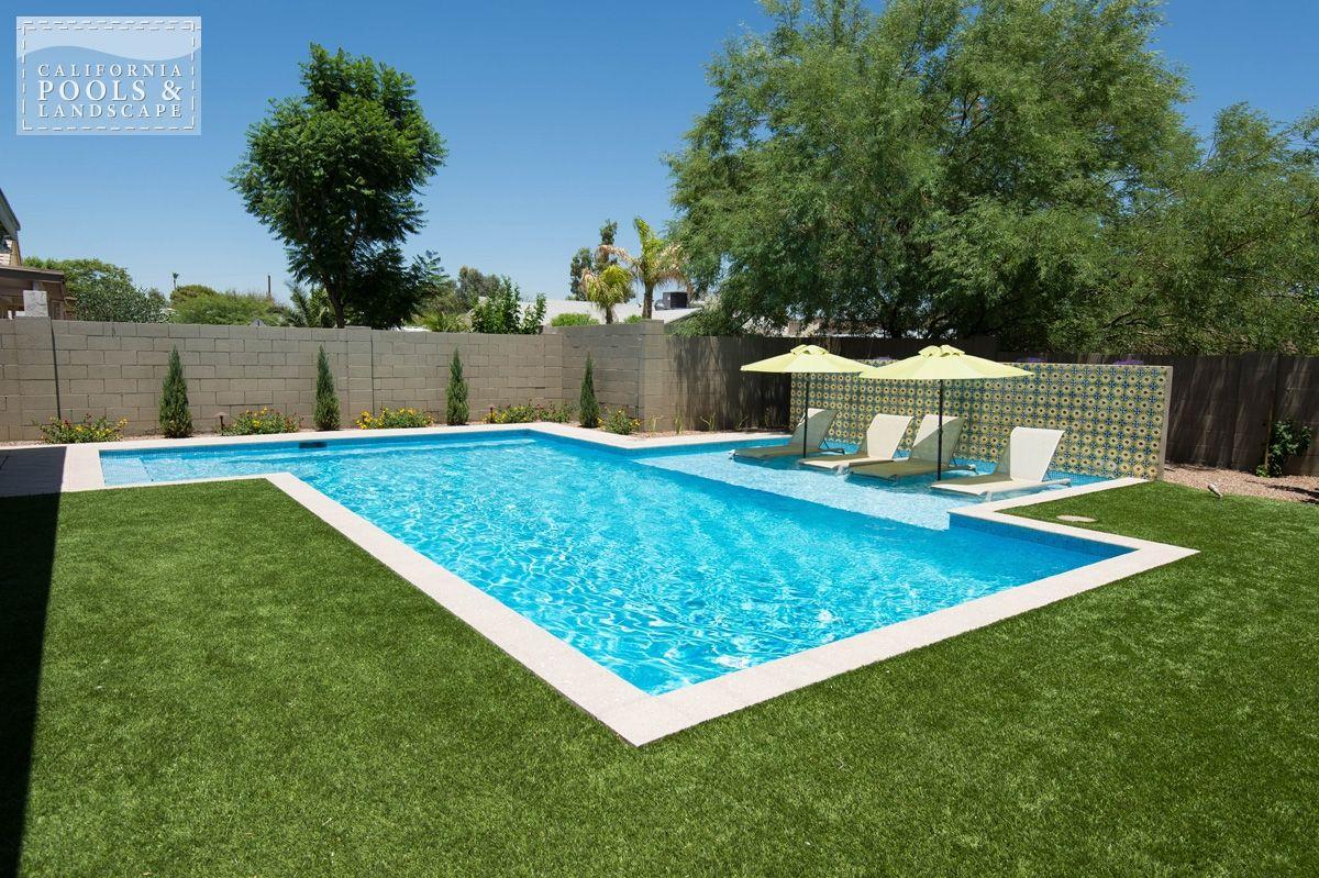 Gallery California Pools Landscape Backyard Pool Landscaping