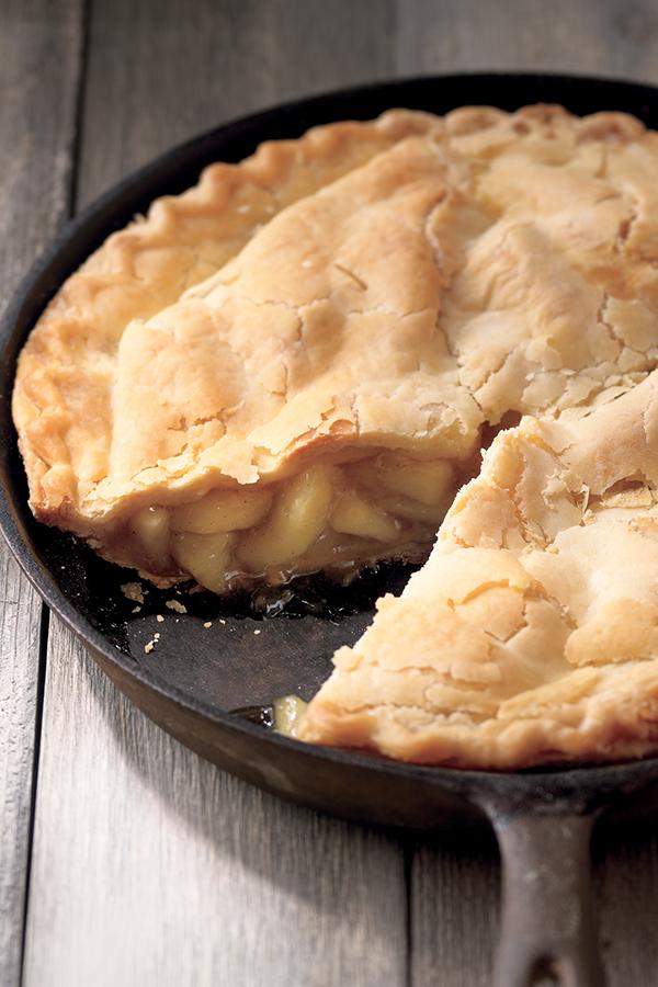 Signature™ OldFashioned Apple Pie Campfire dessert