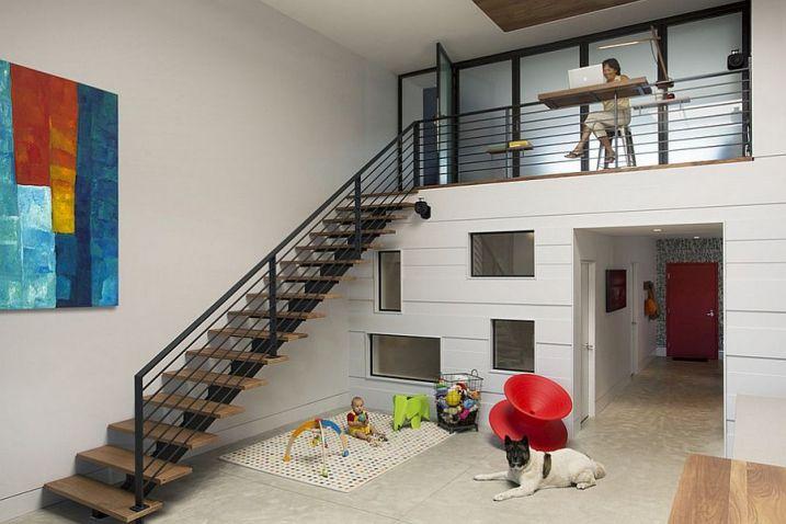 Bureau mezzanine! 17 idées déco pour vous inspirer maison