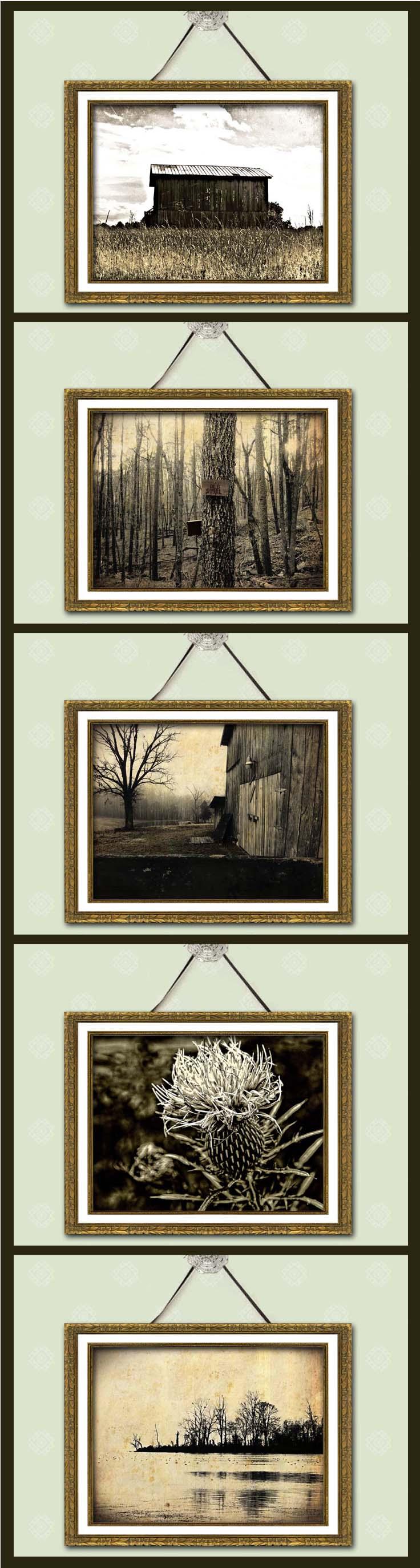 Art prints for the modern farmhouse