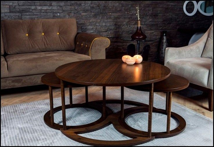 6 side tables in living room living room table coffee table with stools coffee table