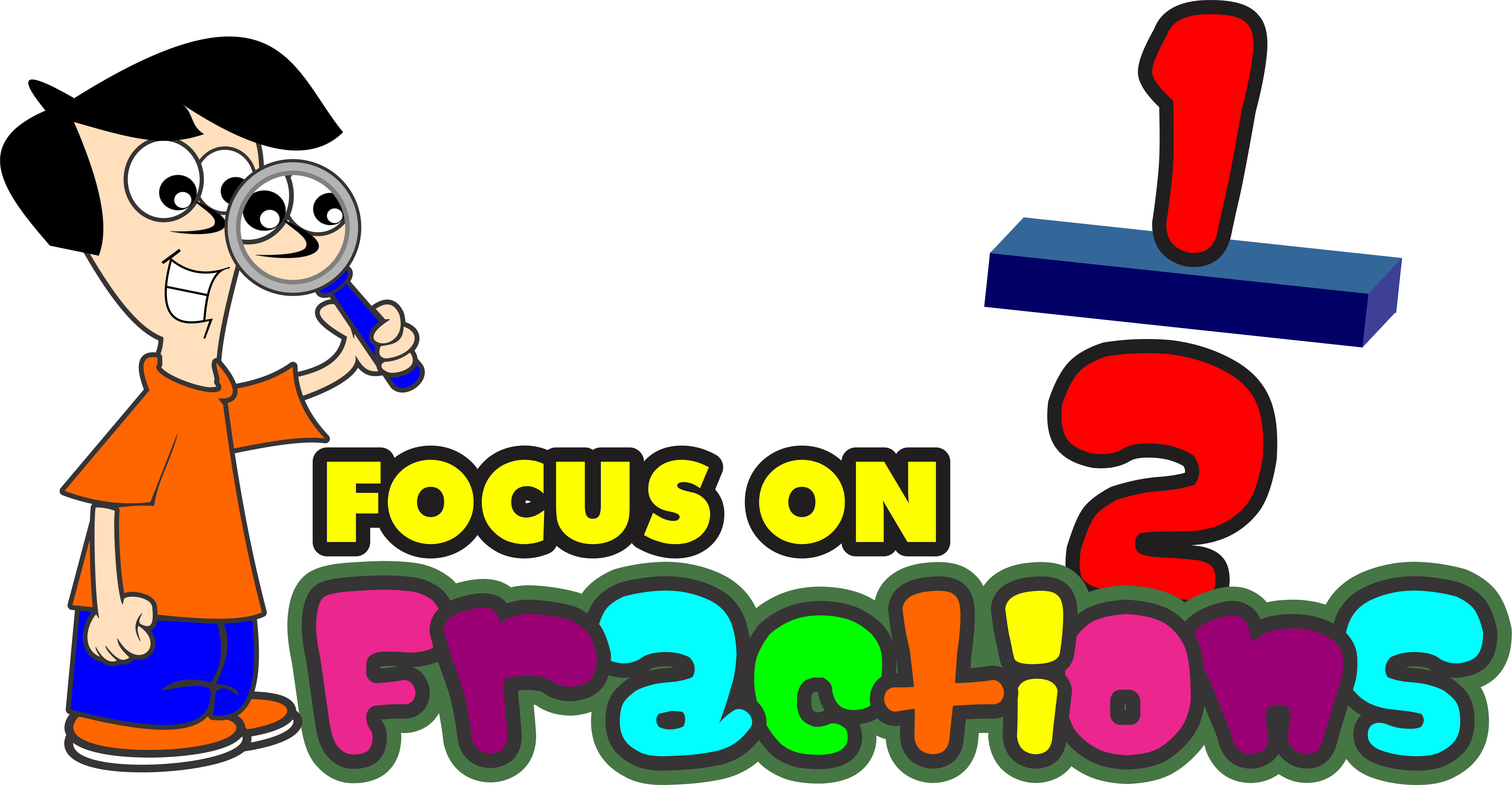 Focus On Fractions Ultimate Fraction Resource