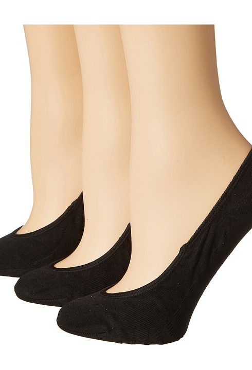 Sperry Solid Micro Liner 3 Pair (Black) Women's No Show Socks Shoes - Sperry, Solid Micro Liner 3 Pair, STWS14B058-03, Footwear Socks No Show, No Show, Socks, Footwear, Shoes, Gift, - Fashion Ideas To Inspire