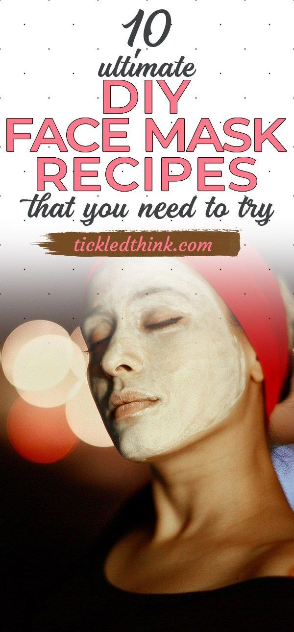 10 ultimate DIY face mask recipes you need to try