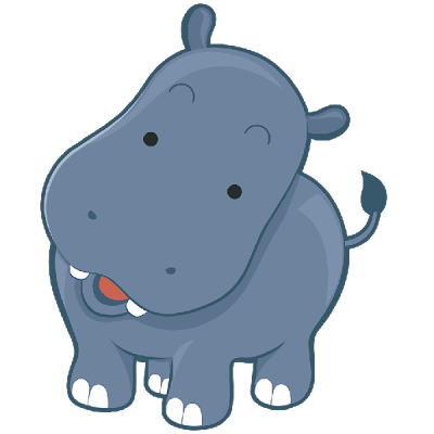 clip art hippo related pictures free cartoon hippo clip art rh pinterest com hippo clipart free hippo clipart black and white
