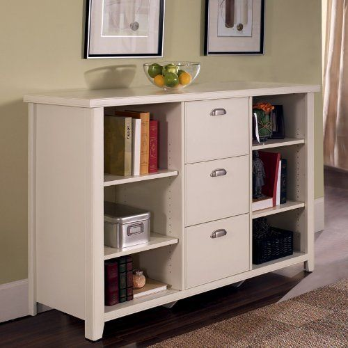 Lovely Kathy Ireland Home By Martin Furniture Tribeca Loft Office 3 Drawer Lateral  Wood File Cabinet In
