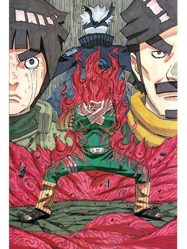 Idea by homrayatagarasu on favourite manga Naruto