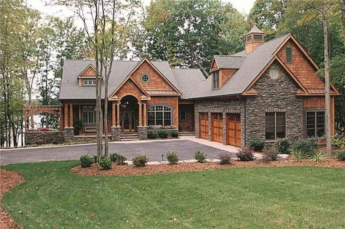 40 Amazing Craftsman Style Homes Design Ideas 39 Craftsman House Plans Home Styles Exterior House Styles