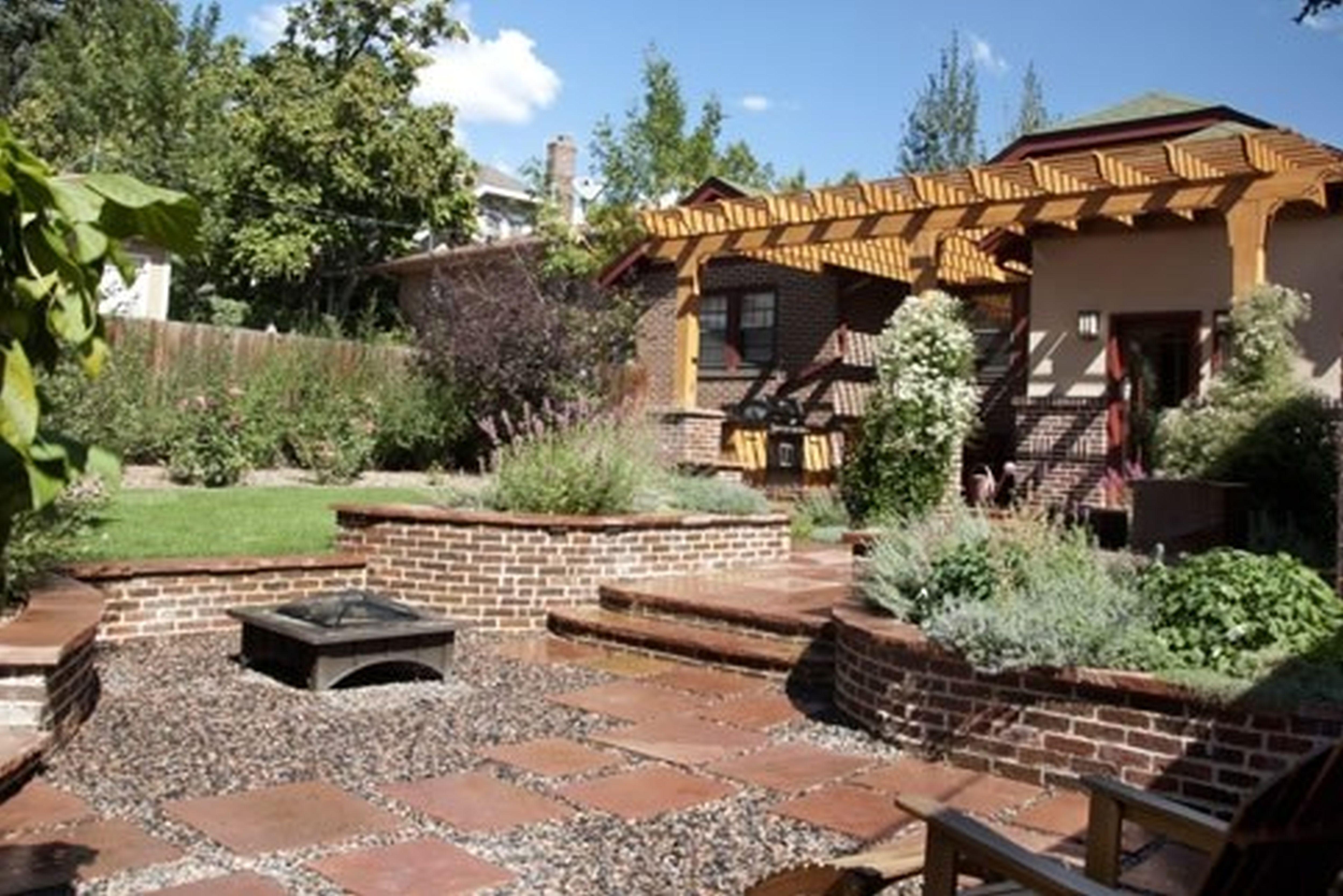 10 Ways How to Improve Backyard Deck Ideas | Desert ... on Desert Landscape Ideas For Backyards id=29768