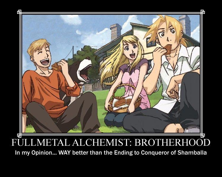 Fma brotherhood by on - Fma funny pics ...