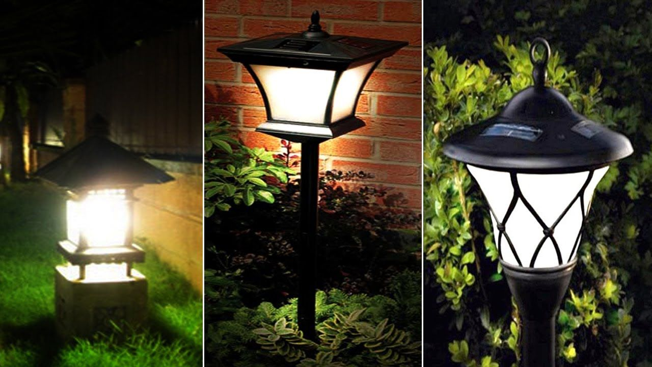 Inspirasi Lampu Taman Minimalis Nan Eksotis23 Ide Inspirasi Lampu Taman Minimalis Modern Nan Cantik Dan Eksotis Keberadaan Lampu Taman Selain Untuk Menerangi A