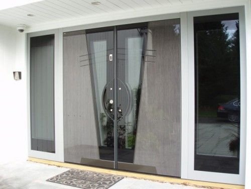 Modern Grand Entrance Modern Front Doors Dream Home Pinterest