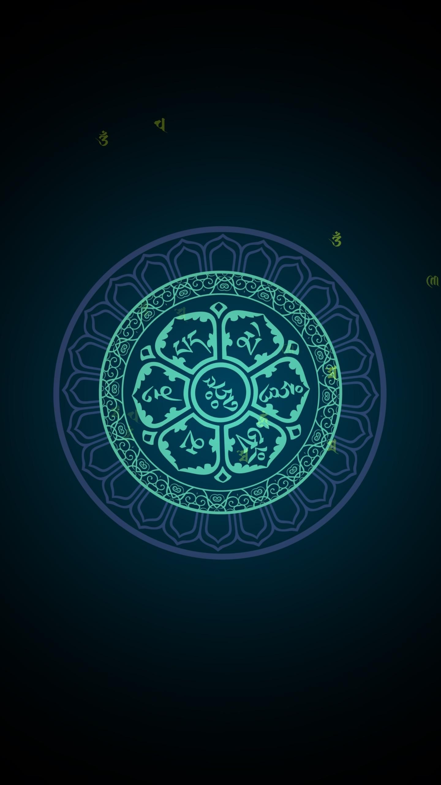 0bf054f16 Love this lotus flower of the Om mani padme hum mantra. Perfect for Oled  screens. Hope you enjoy it.