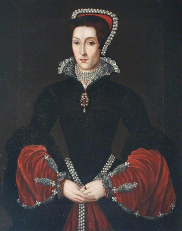 Elizabeth Blount Tudors