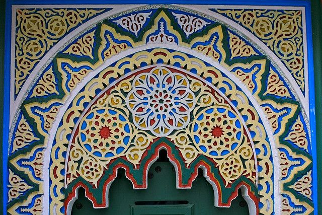 Islamic Art by Alex E. Proimos, via Flickr