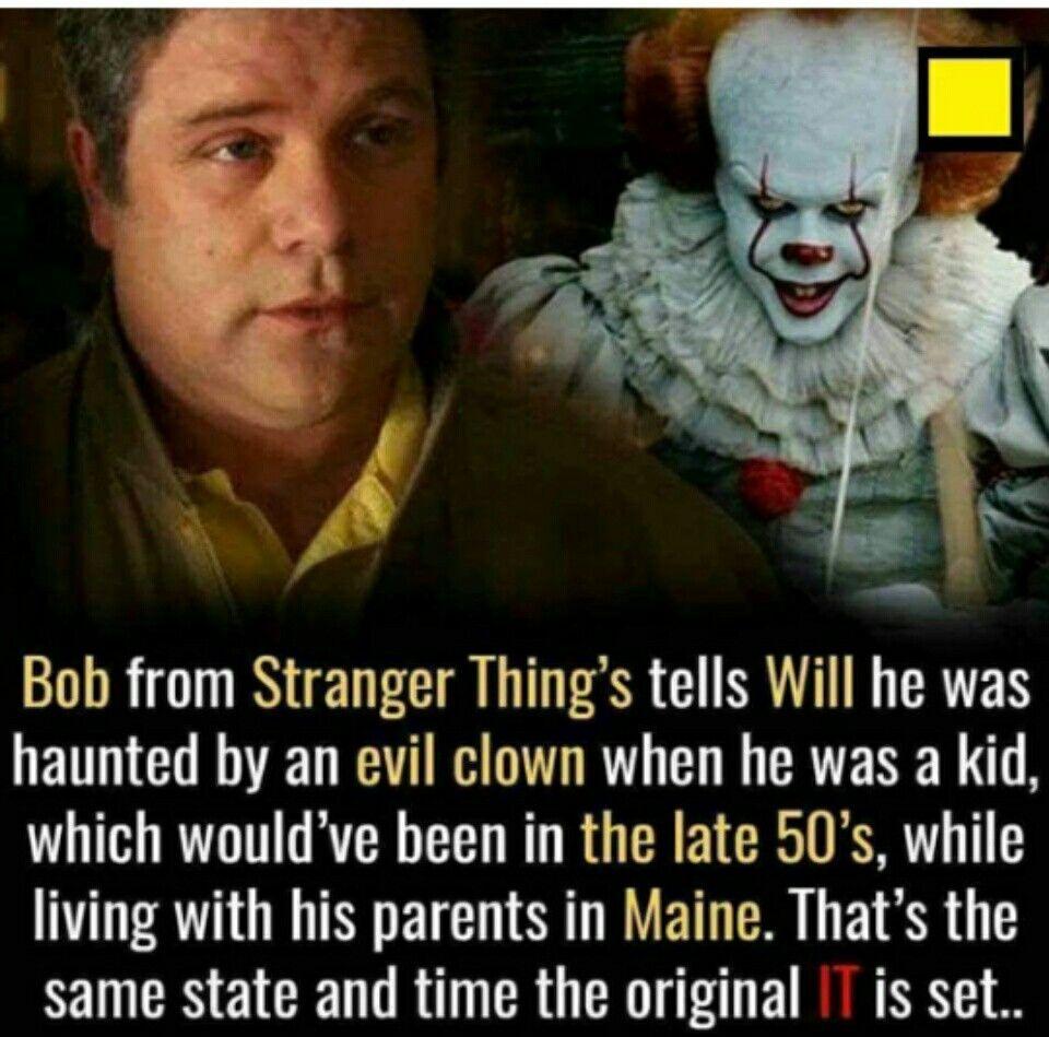 #strangerthings  #it