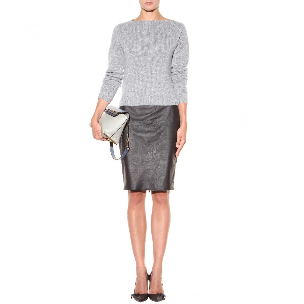 mytheresa.com - Strickpullover aus Merinowolle und Cashmere - Pullover - Strick - Kleidung - Luxury Fashion for Women / Designer clothing, shoes, bags