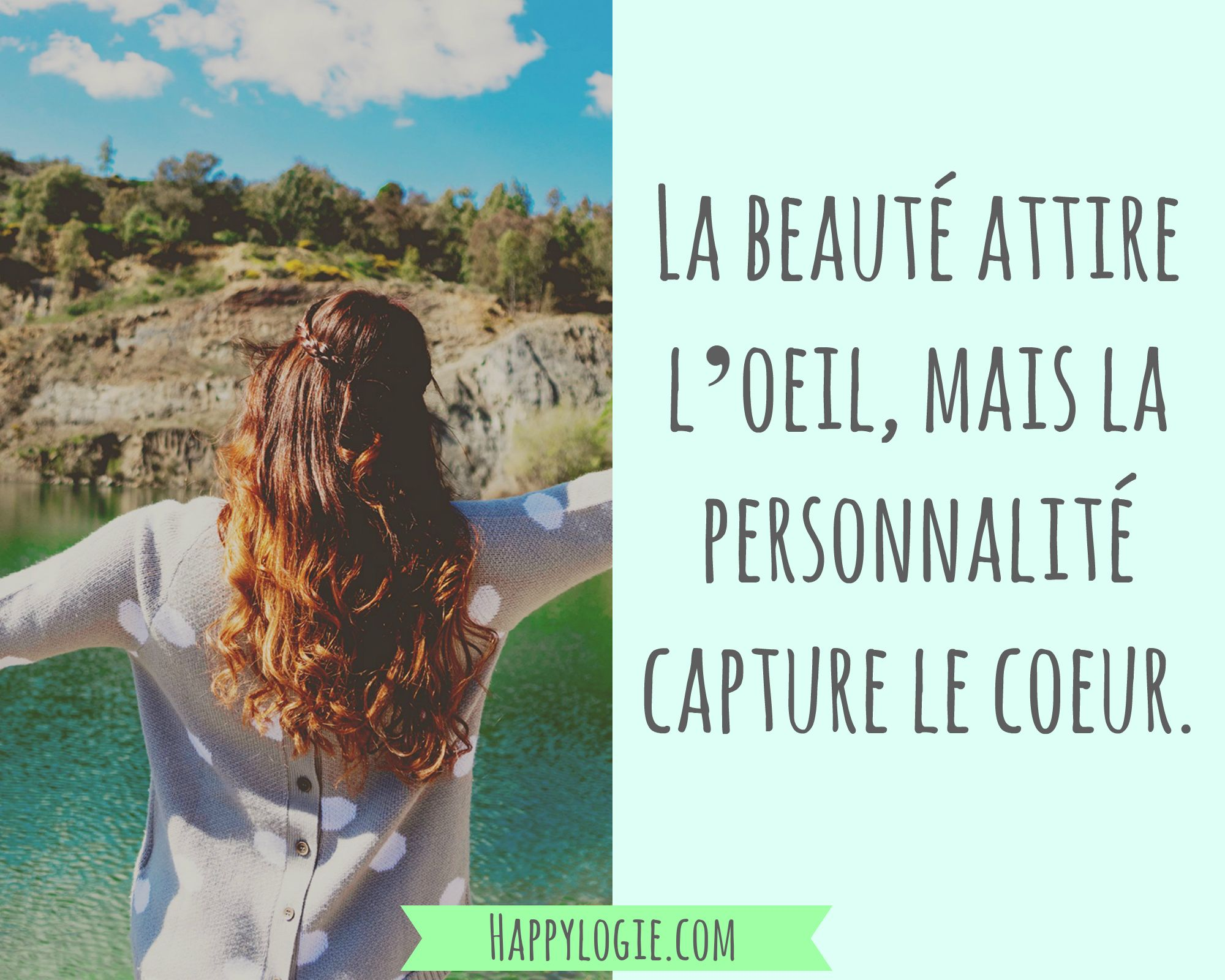 Citation Beaute Naturelle