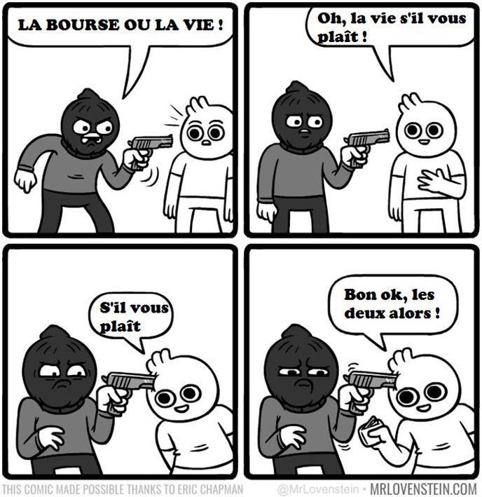 Mini BD Qui Plairont Aux Amateurs Dhumour Noir Et Dironie Humor - 20 hilarious comics that deal with everyday life through absurd humour