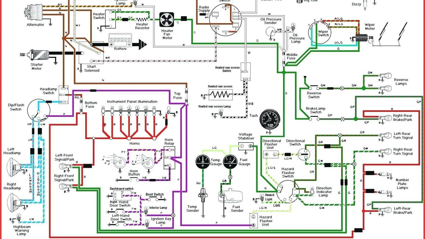 Manx Dune Buggy Wire Diagram As Well As Vw Dune Buggy Wiring Diagram