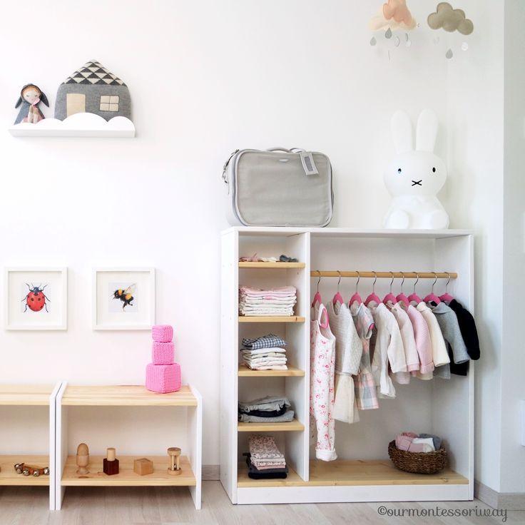 Montessori Kinderzimmer, Montessori Babyzimmer mit 10