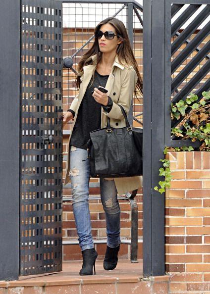 Sara carbonero sara carbonero style pinterest fashion outfits winter outfits y fashion - Sara carbonero ropa vogue ...