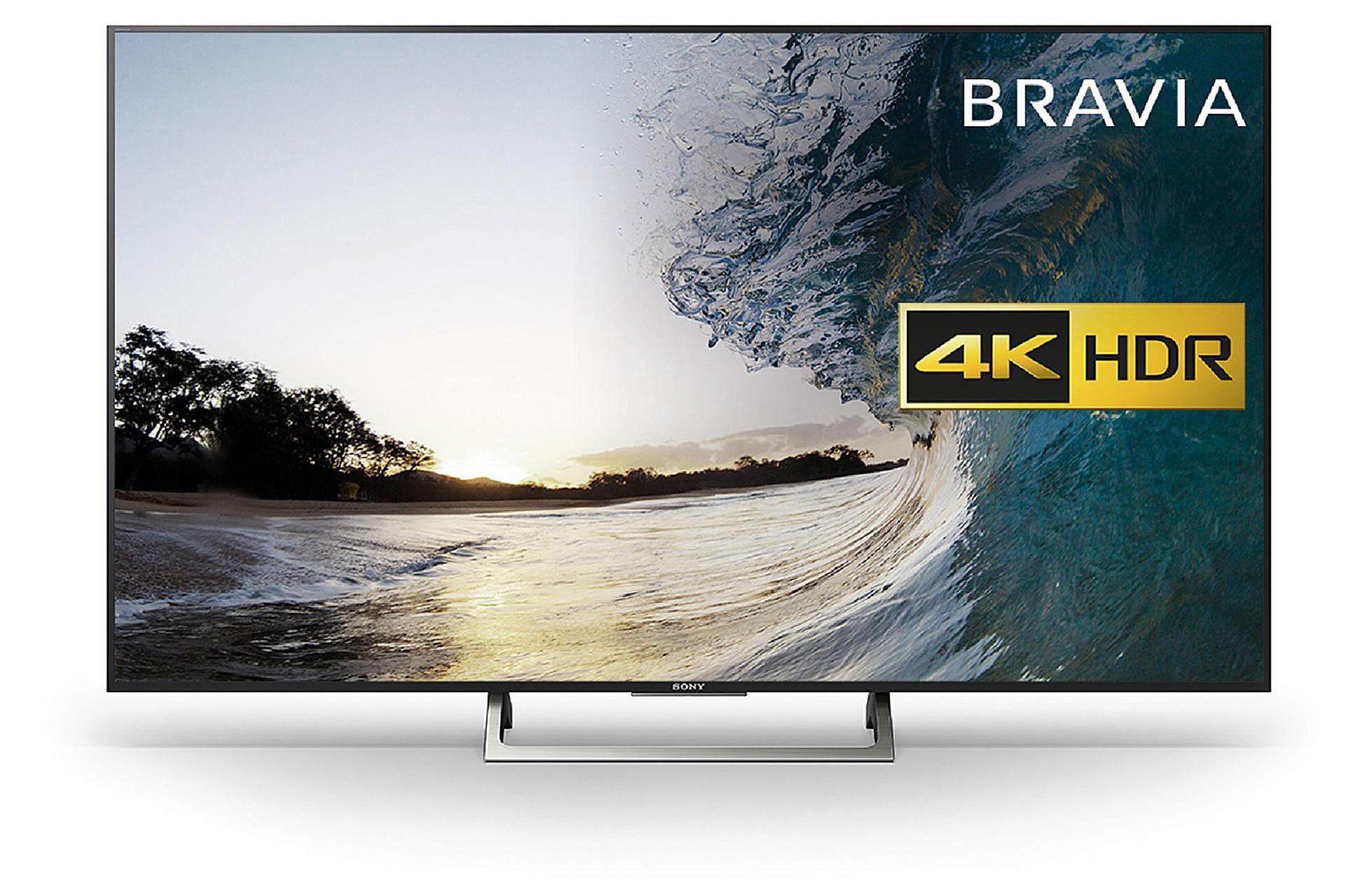 Sony Kd65xe8577 65 4k Ultra Hd Smart Tv Wi Fi Black Silver Led Tv