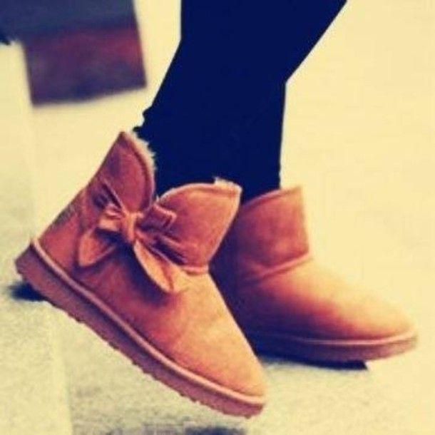 tan ugg like boots