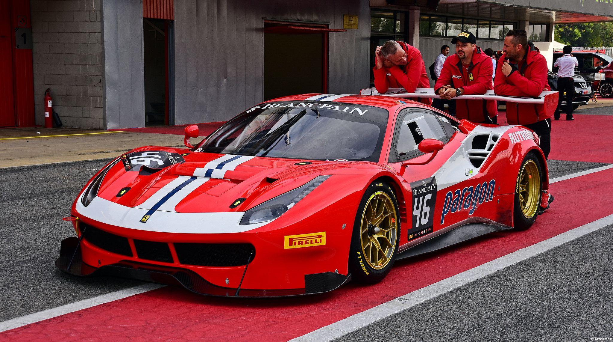 Ferrari 488 Gt3 K Frers Artega Rennsport Ferrari Racing Race Cars Ferrari 488