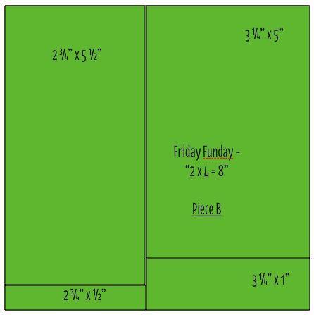 Friday Funday - 2 x 4 = 8!! (1/30/15) #fridayfunday Friday Funday - 2 x 4 = 8!! (1/30/15) - stampTV #fridayfunday