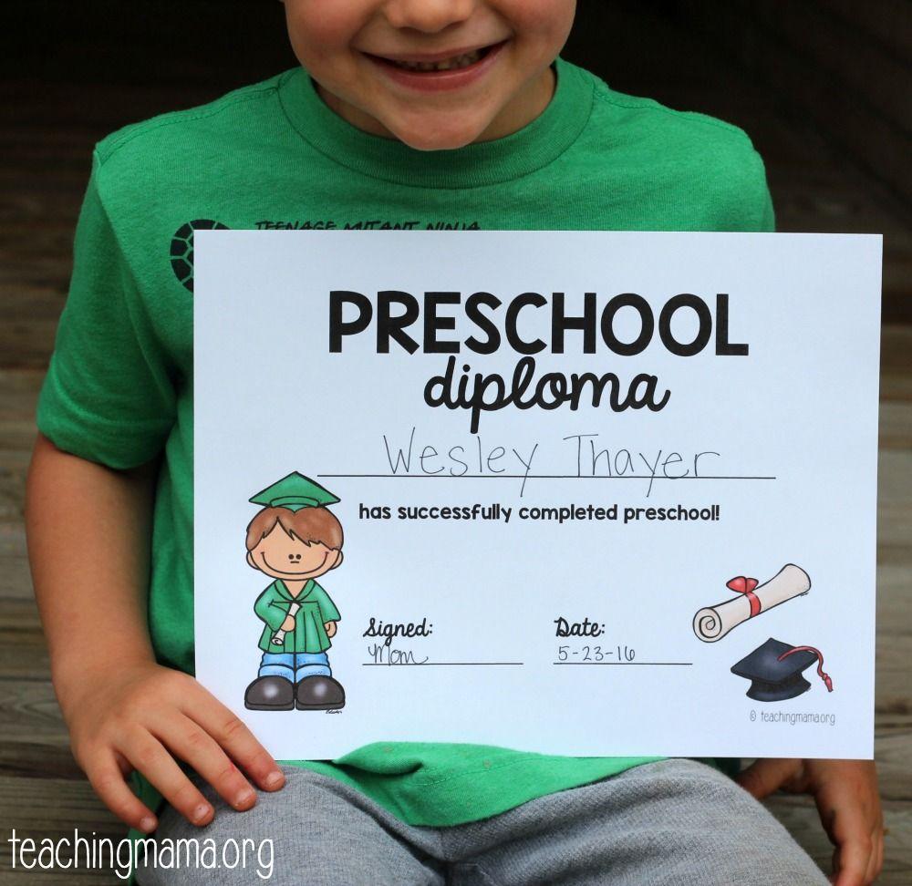 Preschool graduation diploma preschool graduation free preschool graduation diploma 1betcityfo Images