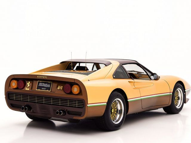 1978 Ferrari 308 Gts By George Barris For Sale Buy 1978 Ferrari 308 Gts By George Barris At Hyman Ltd Ferrari Old Classic Cars Cars