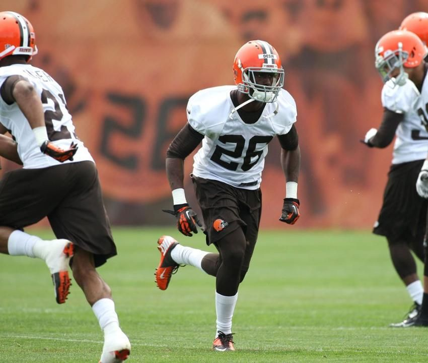 OTAs Day Two Cleveland browns football, Browns football