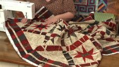 Quilt Stitching Made Easy - Quilting Video