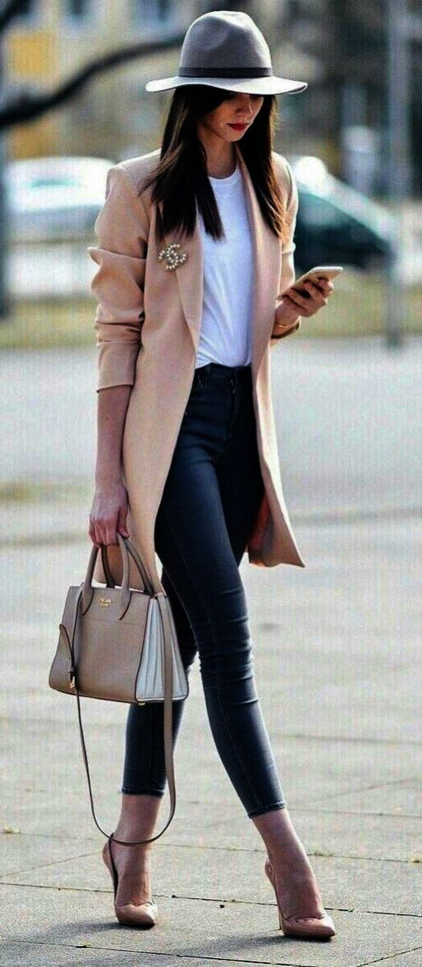 Casual Jean Outfits For Fall Casual Wear Ladies Power