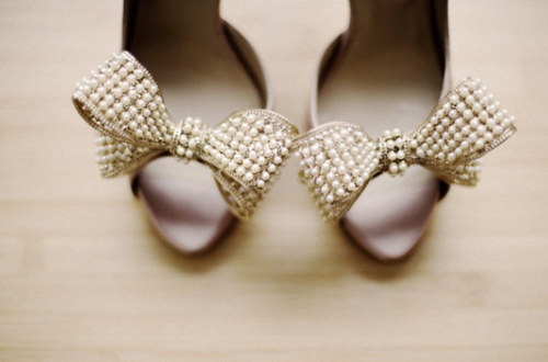 Oh Dear! Bows and Pearls <3