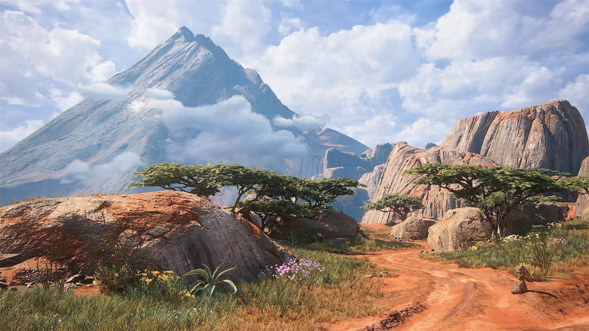 Widescreen Wallpapers Uncharted 4 A Thiefs End Wallpaper 674 KB
